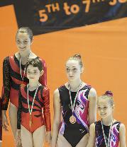 FUNtastic Gym 06, Turin Acro Cup, Giorgia Pessina, Sharon Agazzone, Micol Parisotto, Claudia Berra