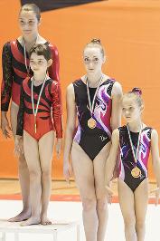 FUNtastic Gym 06, Turin Acro Cup, Micol Parisotto, Claudia Berra, Sharon Agazzone e Giorgia Pessina