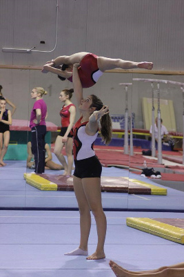 FUNtastic Gym 06, Micol Parisotto e Claudia Berra