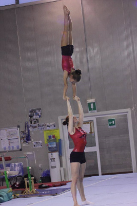FUNtastic Gym 06, Giorgia Pessina e Sharon Agazzone