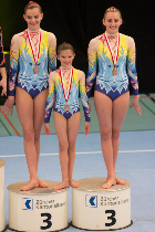 FUNtastic Gym 06, Swiss Acro Cup 2014Jessica Poletti, Giulia Cerutti, Elisa Crevacore