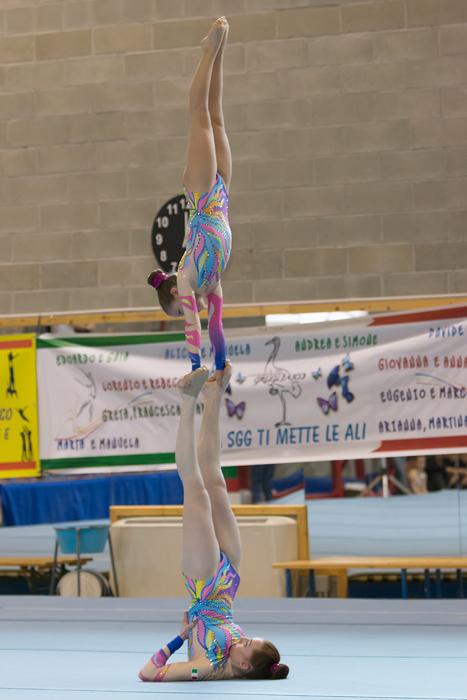 Giorgia Pessina, Sharon Agazzone