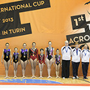 FUNtastic Gym 06, Turin Acro Cup 2013
